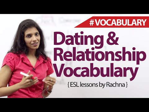 dating english lesson