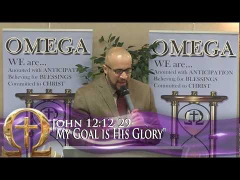 """""""My Goal is His Glory"""""""