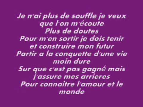 Kyo - Je cours Lyrics