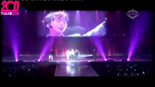 [TIME2SUB] 121225 TRANS TV 2PM Special - concert cut (eng subs) 1/2