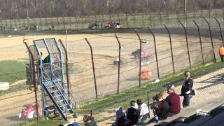 Brushcreek Motorsports Complex Legends Car Feature