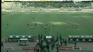 Juventus 3-1 AS Roma - Campionato 1997/98