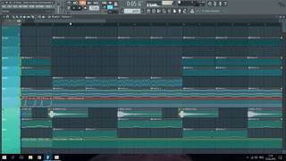 Lil Pump - Racks on Racks (instrumental) + FLP Video