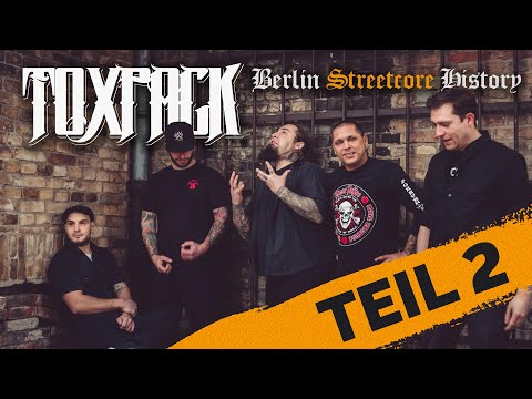 TOXPACK - Berlin Streetcore History (Episode 2) (Subtitles available) | Napalm Records