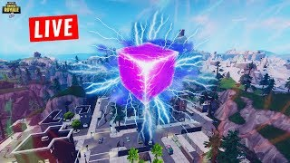 *NEW* TILTED TOWERS EVENT IS HAPPENING NOW! (FORTNITE WORLD EVENT) LIVE EVENT!