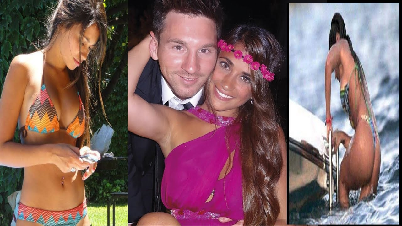 sexy world cup babes, girlfriends & wags - lionel messi's girlfriend