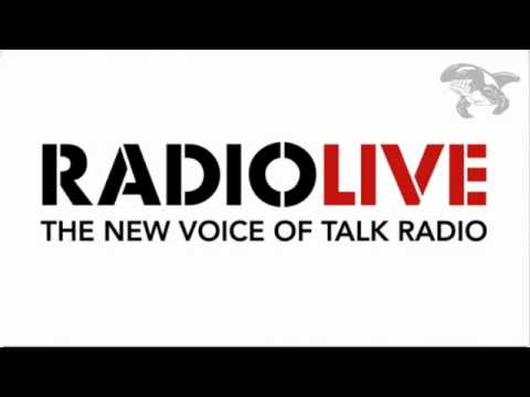 RadioLive - Matt McCarten and Cameron Slate