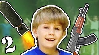 YTP - Kazoo bullies everyone 2