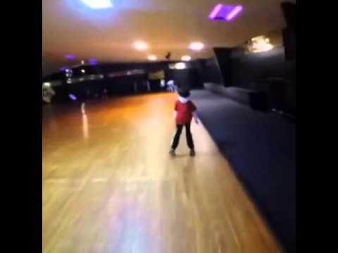 GoPro Rollerskating