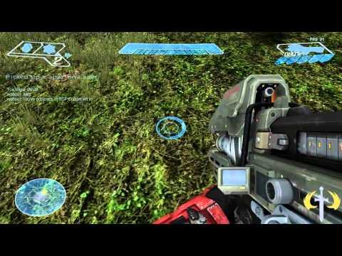 "Halo CE - Bigass 2,069 Beta ""Rage quit!"""