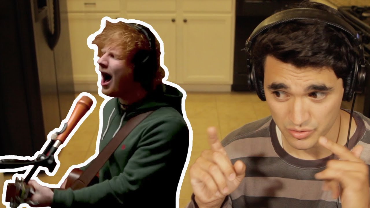 ed sheeran in the live room ed sheeran give me the live room reaction 24241
