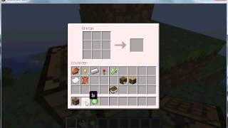 Minecraft At İpi Yapımı