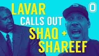INSANE! LaVar Ball CALLS OUT Shaq and Shareef O'Neal!