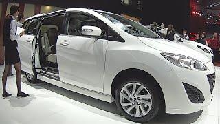 New Mazda 5 VAN 2016, 2017 video interior, exterior