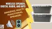Billboard Water Resistant Wireless Speaker Review - YouTube