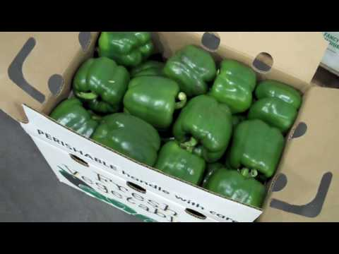 King Farms - Pepper Pack and Ship