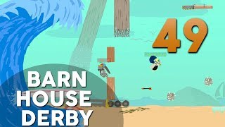 [49] Barn House Derby (Let's Play Ultimate Chicken Horse w/ GaLm and friends)