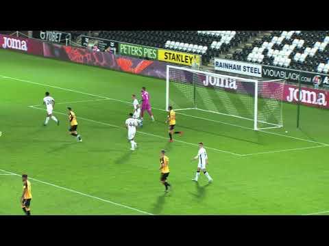 Swansea City v Cambridge United highlights