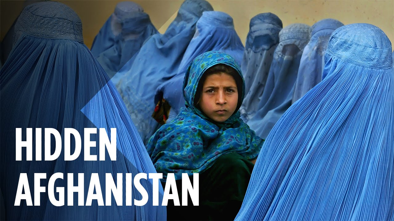 Download Life Behind The Burqa In Afghanistan
