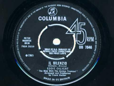 Il Silenzio   Eddie Calvert