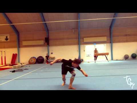 Spring Tricking Session 2015 - Jason Goma, Rasmus Ott