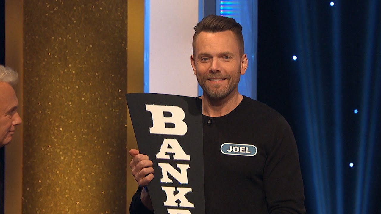 Download Joel McHale Takes Home a Special Gift - Celebrity Wheel of Fortune