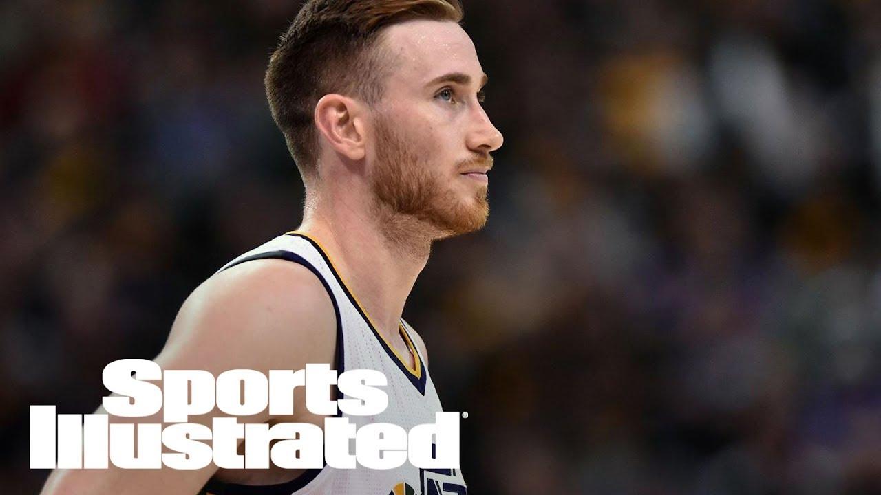 Utah Jazz Fans Burn Gordon Hayward Jerseys After Signing To Celtics ... c50e9d324
