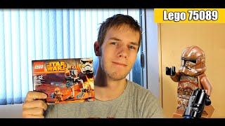 Обзор Lego Star Wars 75089 (Geonosis Troopers)