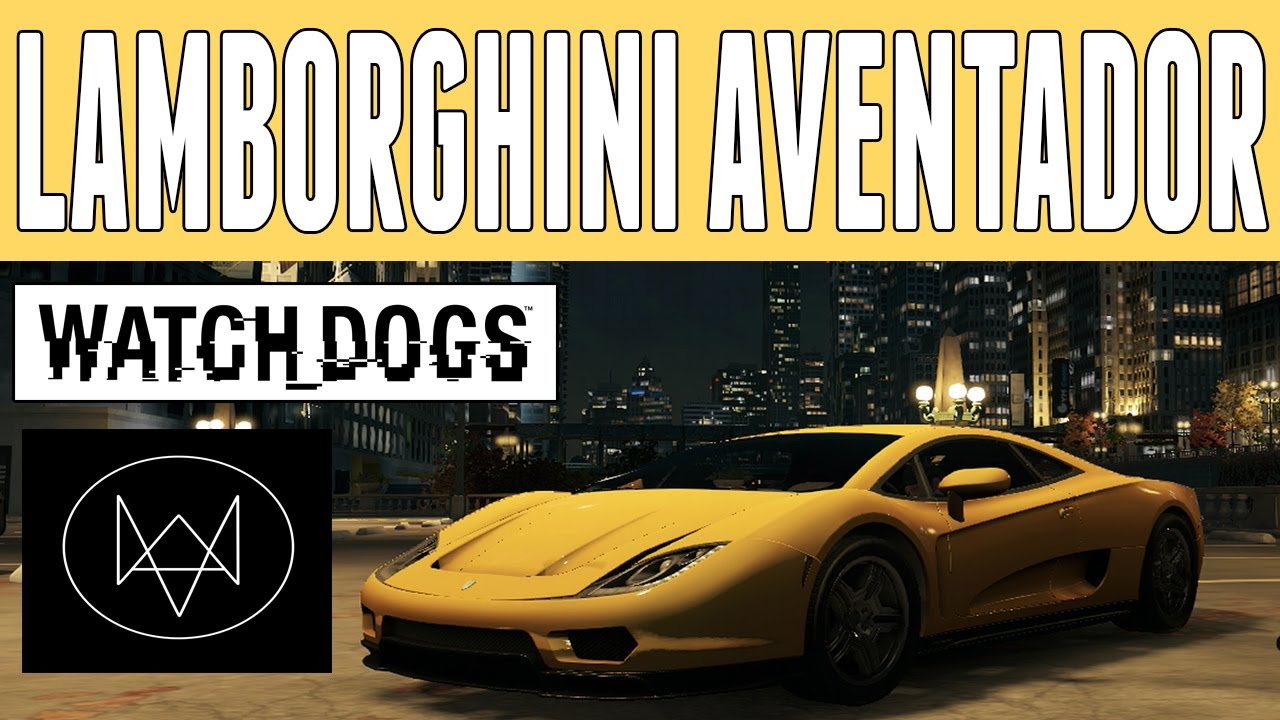 Watch Dogs  Exotic Cars