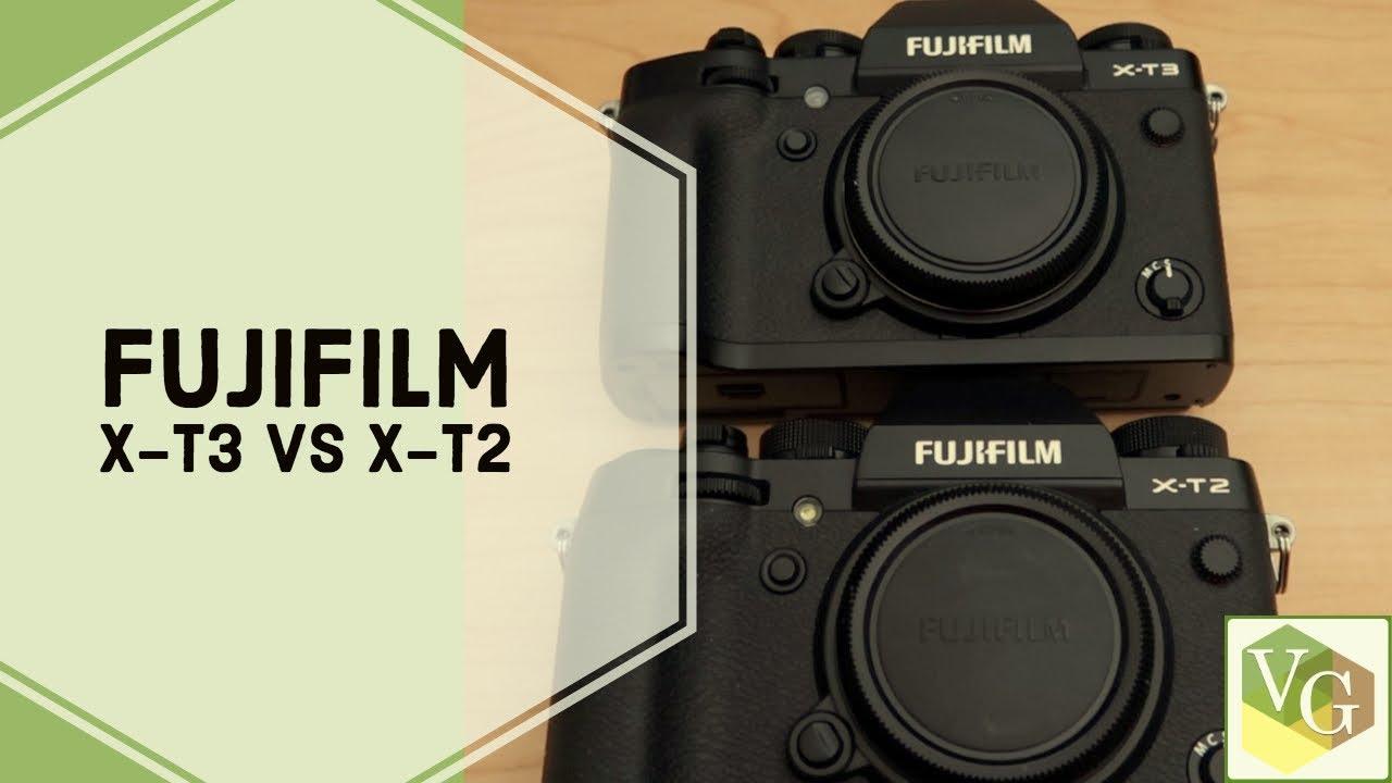 Which Camera Should I Get? | Fujifilm XT3 vs XT2