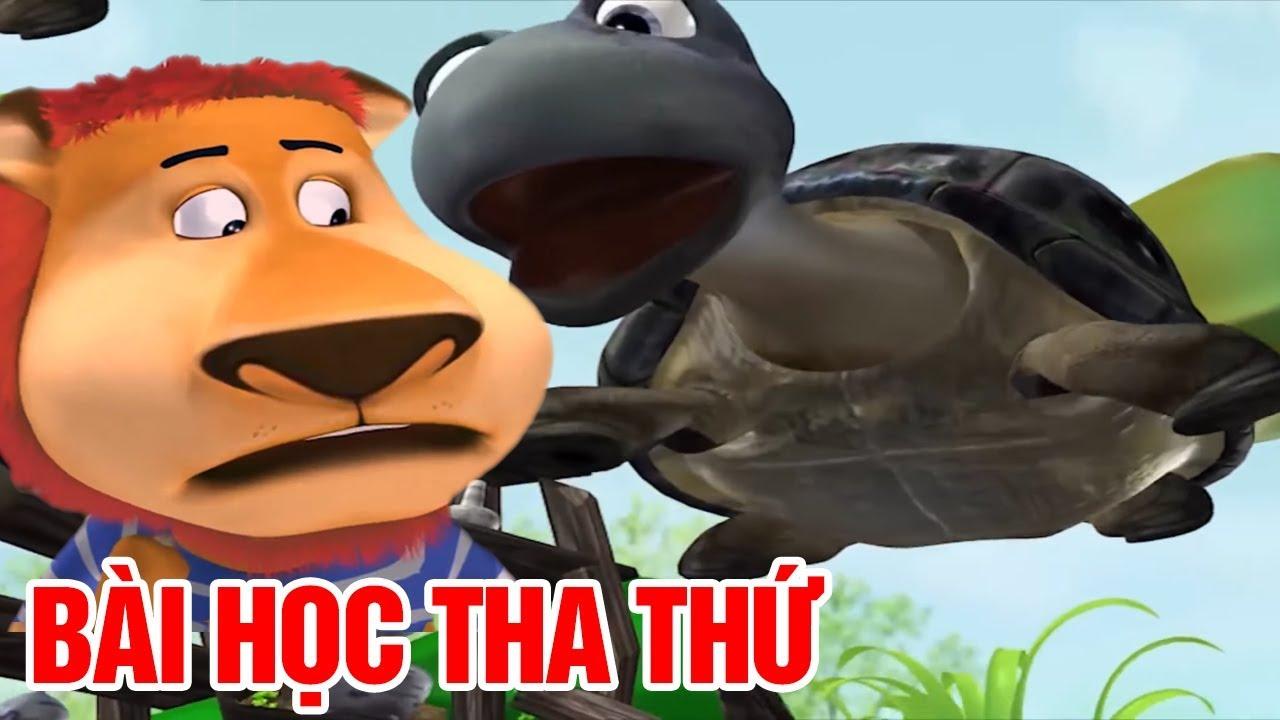 BÀI HỌC THA THỨ CỦA RÙA – Phim Hoạt Hình Mới Hay Nhất 2018 ► Phim 3D Việt Ham Hài Hước Cho Trẻ
