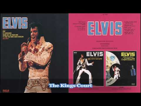 Elvis Presley - Elvis - Fool Album - 1973 - Full Album