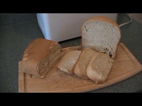 basic white bread using your bread machine youtube