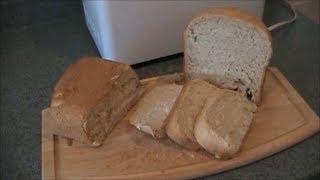 Basic White Bread Using Your Bread Machine