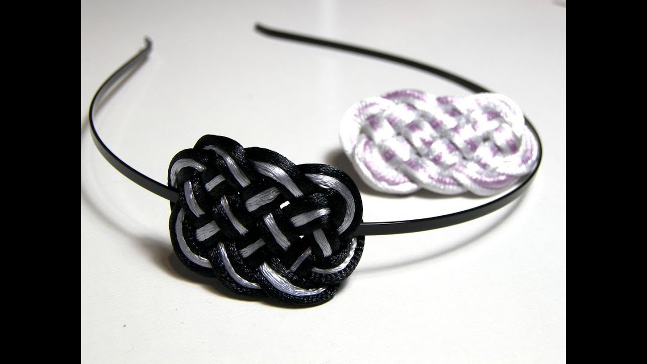 Chinese Knot Tutorials  How to Tie Chinese konts