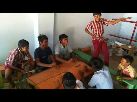 A dance programme by ASWANIPURAM YOUTH.....