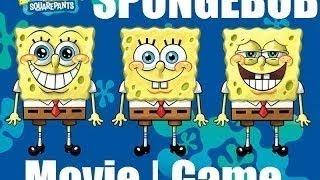 Рыхлый Бора Квадратные Приключения   Губка Боб фильм игра HD Spongebob