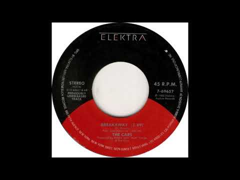The Cars - Breakaway (B-Side) Mp3
