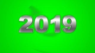 Футажи для видео монтажа на зелёном фоне. ✨ Титры 5-1 2019 HD