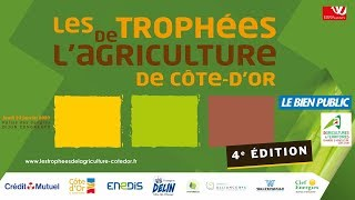 TROPHEES AGRICULTURE 21 2020 – AGRICULTURE SOURCE D'ENERGIE