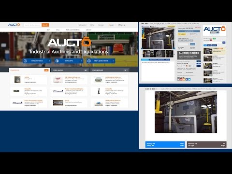 Auction Controller Demonstration