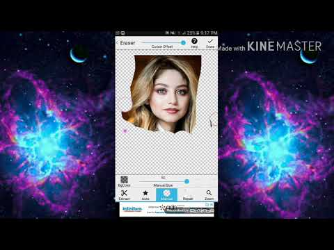 Como Hacer Photoshop En Picsart Youtube