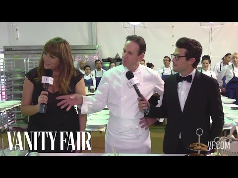 Inside The Oscar Party Kitchen with Thomas Keller