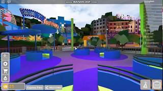 ROBLOX - Universal Studios: All Rides and Attractions