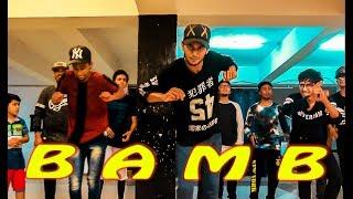 BAMB Song: Sukh-E Muzical Doctorz Feat. Badshah Dance Choreography @Ajeeshkrishna