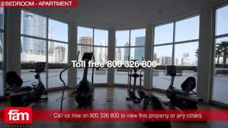 Churchill Towers - Apartment for Rent - Business Bay, Dubai