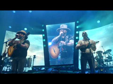 Zac Brown Band - 2017/07/29 - Island Medley - Denver CO - Coors Field