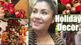 Holiday Decor Ideas - November 24, 2014