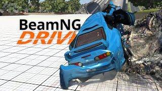 HIROCHI PRASU (Toyota Supra) - BEAMNG.DRIVE MODS