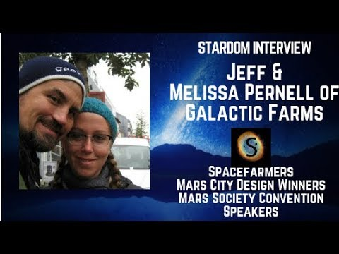 UpportunityU Interview: Galactic Farms' Jeff and Melissa Pernell